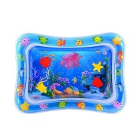 Atttw PVC Baby Inflatable Play Water Mat