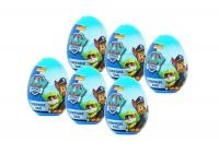 Paw Patrol Surprise Eggs 6 Pack