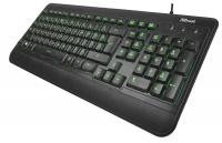 Trust Elight Illuminated Wired Keyboard