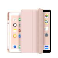 Case Candy Magnetic Pencil Holder Cover for iPad Pro 11 Pink
