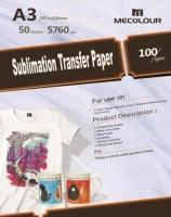 MECOLOUR TT1 HTPA3 Heat Transfer Paper 100g 50 Sheets