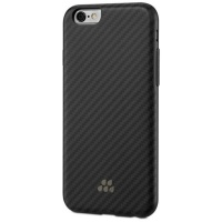 Evutec Karbon SI Snap Case Apple iPhone 6Plus Black