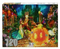 RGS Group Cinderella 120 piece jigsaw puzzle