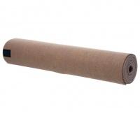 GetUp 6mm Jute Two Tone Yoga Mat Purple