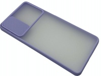 Happy Dayz Samsung S20 Plus Frosted Slider Cover Lavender