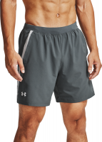 Under Armour Mens Launch SW 7 Branded Shorts