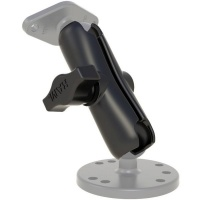 Ram Accessories Ram Double Socket Arm For 1 Ball