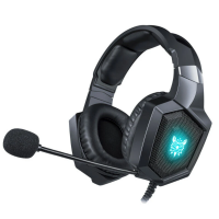 ONIKUMA K8 Gaming Headset for PC PS4 and Xbox One