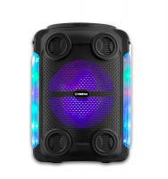 Omega Portable Speaker System Karaoke BluetoothUSBMICAUXTWS OP 8250C