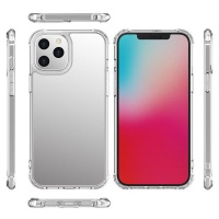 ZF Shockproof Clear Bumper Pouch for IPHONE 12 Pro Maxx