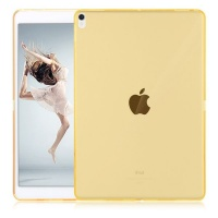 iTech Parts iPad Pro 11 Ultra Thin Gel TPU Case Yellow