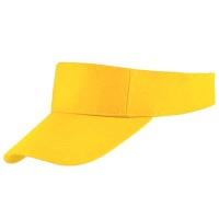 Classic Sun Visor Hat Yellow