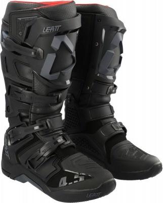 Photo of LEATT 4.5 Black Boots