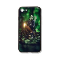 GND Designs GND iPhone 78 Eric on a Bike Case