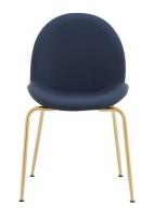 George Mason George Mason Sculpted PU Dining Chair