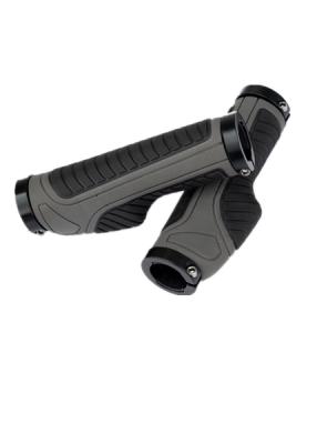 Photo of Bike Lockable Ergonomic Handlebar Grips Anti-skid Cycle Handlebar Grips