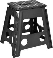 40cm Folding Plastic Step Ladder Stool