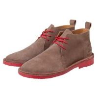 BATA Mens Safari Legacy Boot Red Sole