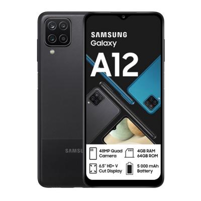 Photo of Samsung Galaxy A12 64GB Single - Black Cellphone