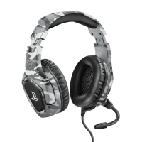 Trust GXT 488 Forze G PS4 Gaming Headset official licensed product Grey