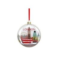 Gisela Graham London Glass Disc