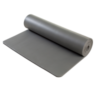 TROJAN Deluxe Yoga Mat 10mm Non Slip Surface For Yoga And Pilates