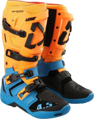Photo of LEATT 4.5 Bluringe Boots