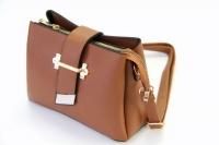 Blaire Shoulder Bag Tan