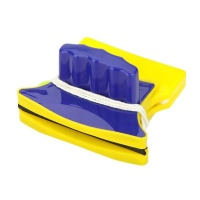 Plastic Double Sided Magnetic Window Glass Cleaner