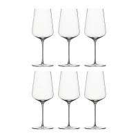 Streamlined Living Universal Wine Glass Set