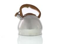 Elegant 30 litre Whistling Stove Top Kettle Shine Mirror Finish