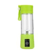Multilyfe 380ml Portable Juicer Blender 6 Blades Rechargeable Fruit Mixing Machine