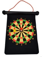 Magnetic Dart Board Game with 6 Magnetic Darts