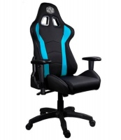 Cooler Master Caliber R1 Black Blue Gaming Chair
