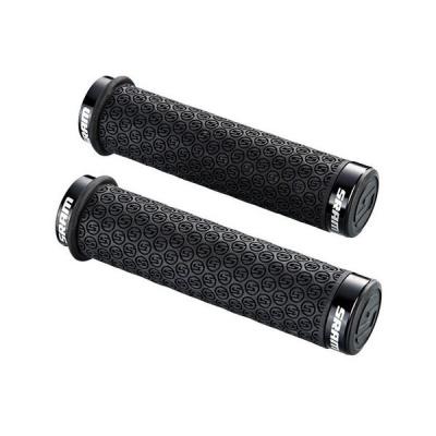 Photo of SRAM Locking Grips DH Silicone 139mm Black