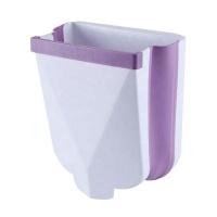 Hanging Waste Bins Purple