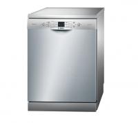 Bosch Serie 6 60 cm Freestanding Dishwasher Stainless Steel SMS68L28TR