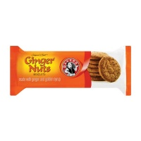 Bakers Ginger Nuts 12 x 200g