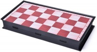 Brains Magnetic Chess Set with Foldable Chessboard
