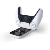 PS5 Dualsense Controller Wireless Charging Dock 2 Port Stand