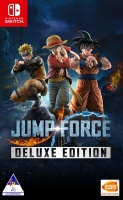 Bandai JUMP FORCE DELUXE EDITION