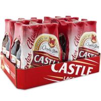 Castle Lager Beer 24 x 340ml