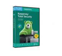 Kaspersky 2020 Total Security 3 User DVD
