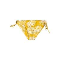 Roxy Beach Classics Fashion Womens Full Bikini Bottom Mineral Yellow