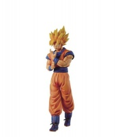 Dragon Ball Z Solid Edge Works Vol1 B Super Saiyan Son Goku Figure o