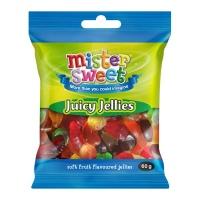 Mister Sweet Juicy Jellies 24 x 60g