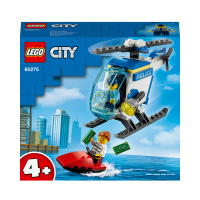 LEGO City Police Helicopter Toy 60275