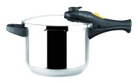 Magefesa Style Stainless Steel Pressure Cooker 6 Litre