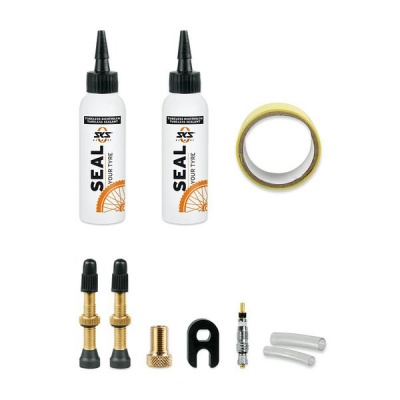 Photo of SKS Germany SKS Tubeless Tyre Kit Including Seal Your Tyre - Tubeless Kit 25mm