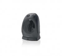 Mellerware Oscillation Heater Fan 2000w Graphite